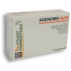 Bio Stilogit Pharmaceutic. Adenomix Alfa 30 Compresse