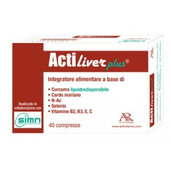 Uriach Italy Actiliver Plus 40 Compresse