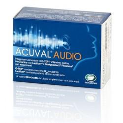 Scharper Acuval Audio 14 Bustine Orosolubile 1,8 G