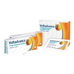 Voltadvance 20 Buste 25 mg Antinfiammatorio