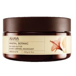 Ahava Mineral Botanic Body Butter Hibiscus 235 G