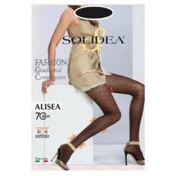 Solidea By Calzificio Pinelli Alisea Collant Nero 4xl/xl