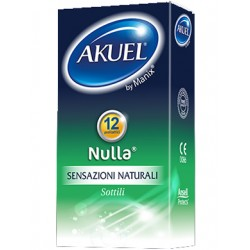 Nova Argentia Profilattico Ansell Akuel By Manix Nulla 6 Pezzi