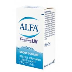Dompe' Farmaceutici Alfa Protezione Uv Gocce Oculari 10 Ml