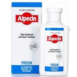 Dr. Wolff Italia Alpecin Fresh Tonico Rivitalizzante 200 Ml