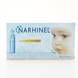 Narhinel Soluzione Fisiologica 20 Fiale 5ML