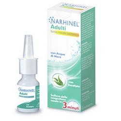Narhinel Spray Nasale Ipertonico 20 ML