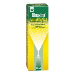 Rinazina Antiallerica Spray Nasale 10 ml 1 mg/ml