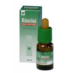 Rinazina Adulti Gocce 10 mg 10 ml