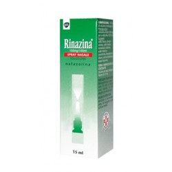 Rinazina Spray Nasale 15 ml 100 mg/100 ml