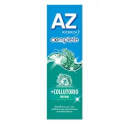 Procter & Gamble Dentifricio Az Complete Whitening + Collutorio 75 Ml