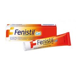 Fenistil Antistaminico Gel 30 g 0,1%