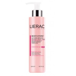 LIERAC BODY-HYDRA+LATTE 200 ML