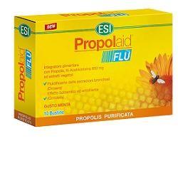 Esi Propolaid Flu 10 buste Integratore vie respiratorie