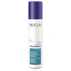Ist. Ganassini Bioclin Deo Intimate Spray Con Profumo 100 Ml