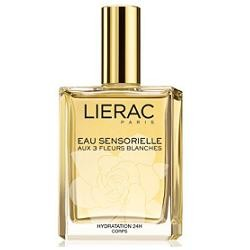 LIERAC EAU SENSORIELLE COLLECTION BLANCHE