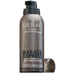 LIERAC HOMME MOUSSE RASATURA 150 ML