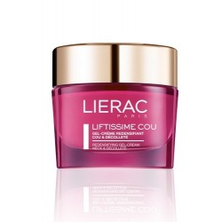 Lierac Liftissime Cou 50 ml Crema - gel ridensificante collo e décolleté