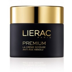 Lierac Premium La Crème Soyeuse 50 ml Crema anti-età globale Consistenza setosa