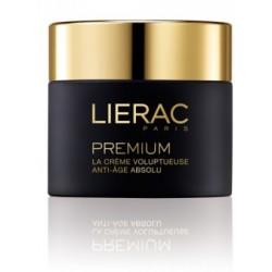 Lierac Premium La Crème Voluptueuse 50 ml Crema anti-età globale Consistenza ricca
