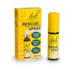 RESCUE SPRAY SENZA ALCOL 20 ML