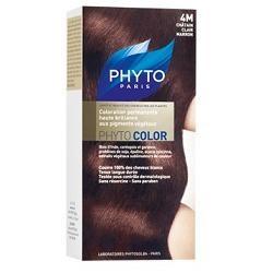 Phyto Phytocolor 4M Castano Chiaro Marrone Colorazione capelli lunga durata