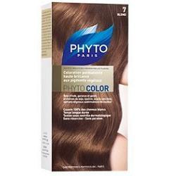 Phyto Phytocolor 7 Biondo Colorazione capelli lunga durata