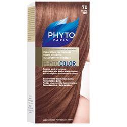 Phyto Phytocolor 7D Biondo Dorato Colorazione capelli lunga durata