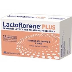 Lactoflorene Plus 12 Bustine Monodose Integratore Fermenti Lattici