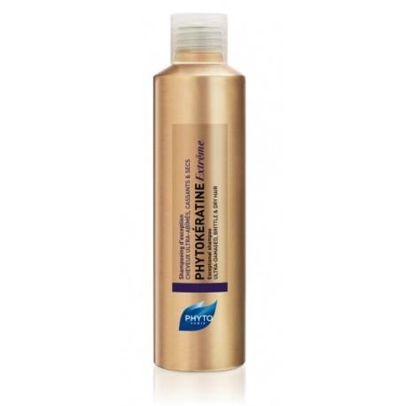 Phyto Phytokeratine Extreme Shampoo 200 ml Shampo d'eccezione ristrutturante alle cheratine vegetali