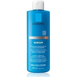 La Roche Posay Kerium Doux Shampoo Crema 400 ml
