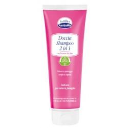 Zeta Farmaceutici Euphidra Amido Doccia Shampoo 2 In 1