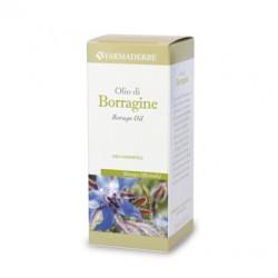 Farmaderbe Olio Borragine 100 Ml