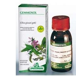 Specchiasol Gemmosol 36 Ribes Nero 50ml