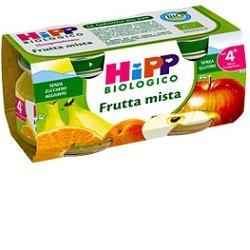 Hipp Italia Hipp Bio Omogeneizzato Frutta Mista 100% 2x80 G