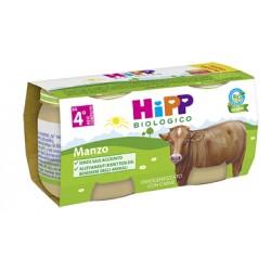Hipp Italia Hipp Bio Hipp Bio Omogeneizzato Manzo 2x80 G